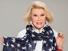 Após uma parada respiratória, Joan Rivers está em coma induzido, diz site