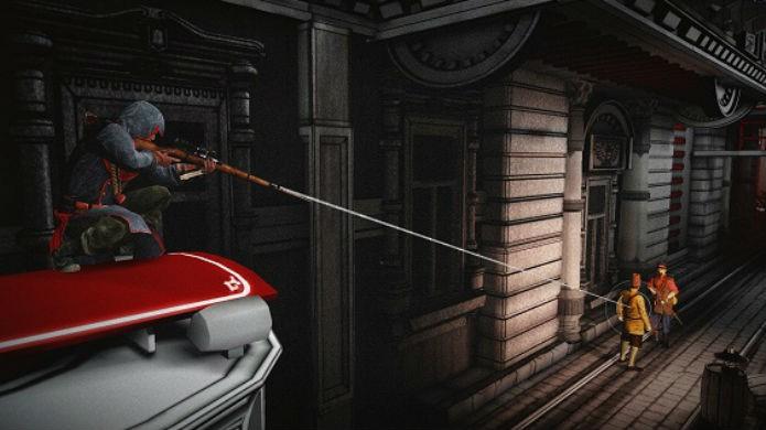 Assassins Creed Chronicles Russia vale a pena para os fãs da série (Foto: Divulgação/Ubisoft)