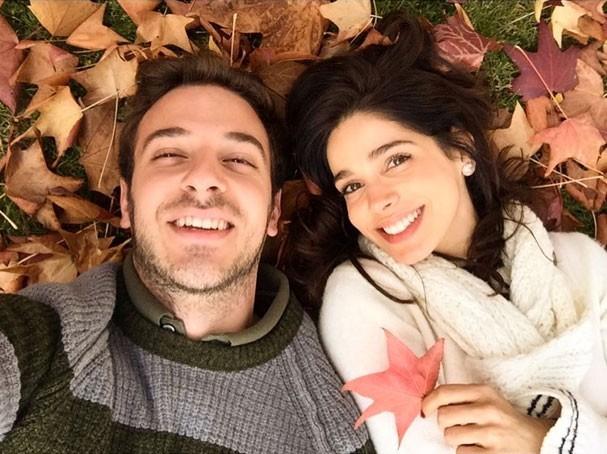 Sabrina Petraglia e Ramón Velázquez (Foto: Reprodução/Instagram)