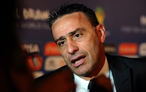 Paulo Bento sorteio Copa do Mundo Costa do Sauipe (Foto: Getty Images)
