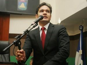 João Emanuel Moreira Lima (Foto: Walter Machado/Câmara Cuiabá)