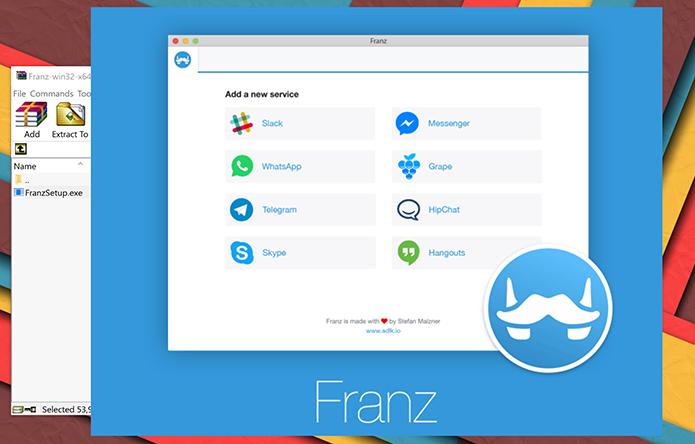 Franz (Foto: Reprodução)