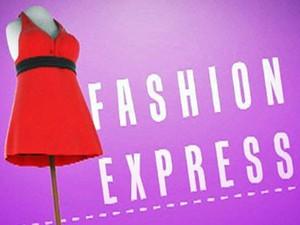 Participe do Fashion Express (Foto: TV Globo)