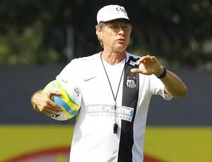 Oswaldo de Oliveira Santos (Foto: Ricardo Saibun/Divulgação Santos FC)