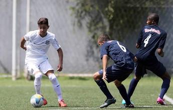 Em meio a perdas, Santos renova contrato de destaque da equipe sub-17