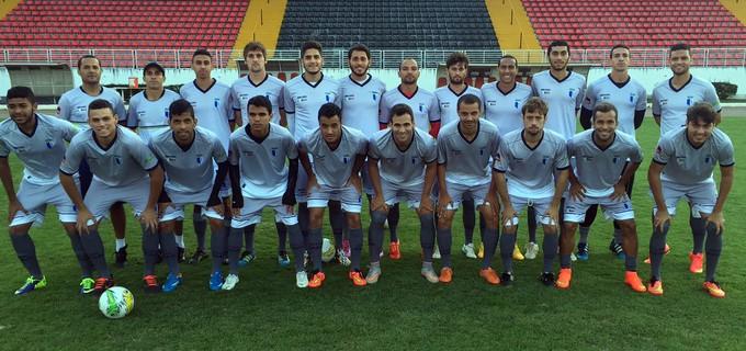 Seleção Brasileira Universitária se preparou utilizando a estrutura do Boa Esporte, em Varginha (MG). (Foto: Divulgação Boa Esporte)