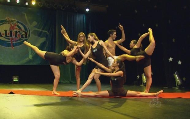 O show contará com cerca de 450 integrantes da escola de dança Aura (Foto: Roraima TV)