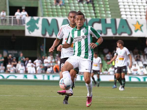 coritiba arapongas (Foto: Divulgação/site oficial do Coritiba Foot Ball Club)