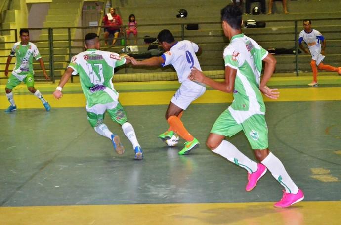 Futsal Roraima (Foto: Tércio Neto)