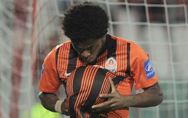 Luiz Adriano, Shakhtar (Foto: Divulgação / Site Oficial do Shakhtar)