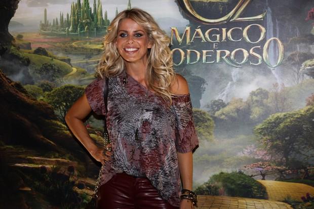 Karina Bacchi (Foto: Manuela Scarpa/ Foto Rio News)