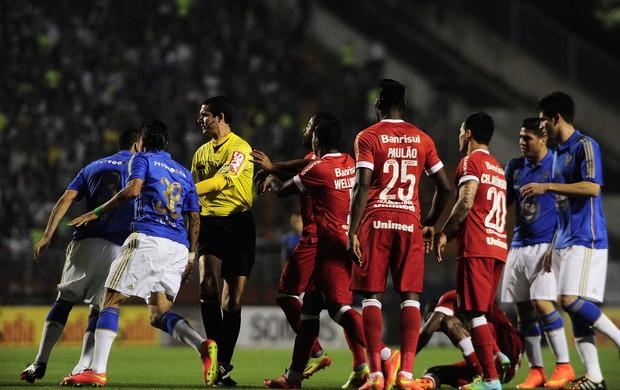 Palmeiras x Inter (Foto: Marcos Ribolli)