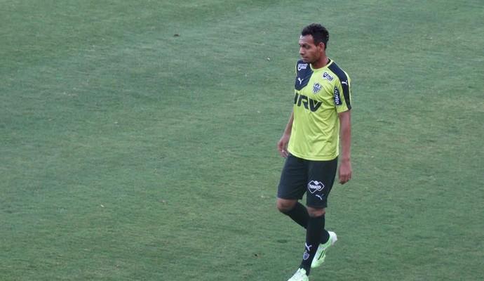 Atlético-MG; Mansur (Foto: Lucas Borges)