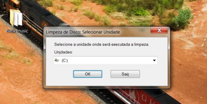 A limpeza de disco ajuda na remoção de arquivos inúteis ao usuário  (Foto: Foto:TechTudo/Henrique Duarte)