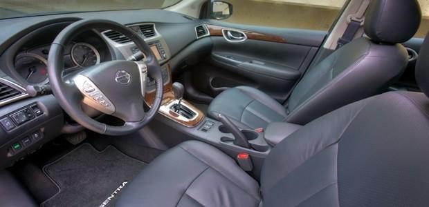 Nissan Sentra (Foto: Nissan)