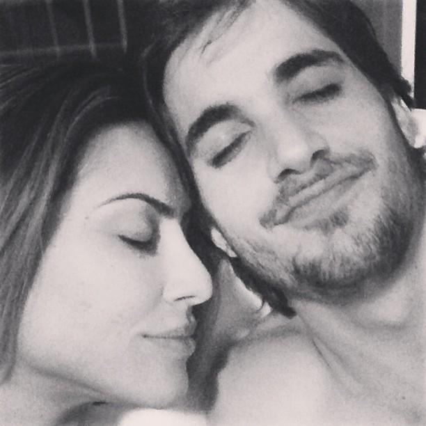 Cleo Pires e Fiuk (Foto: Reprodução/Instagram)