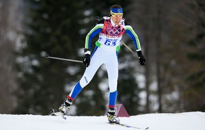 Jaqueline Mourão esqui cross country Sochi (Foto: Getty Images)