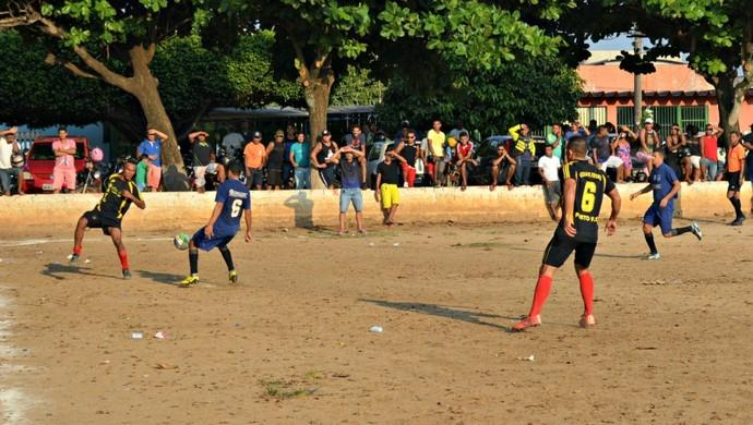 Super Copa Genus decisão Ipanema x Fim de Tarde (Foto: Ivanete Damasceno / GloboEsporte.com/ro)