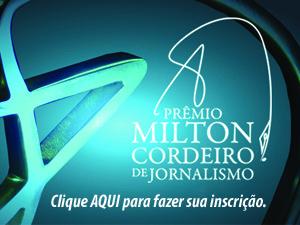 Inscrições para o Prêmio Milton Cordeiro de Jornalismo (Foto: TV Amazonas)