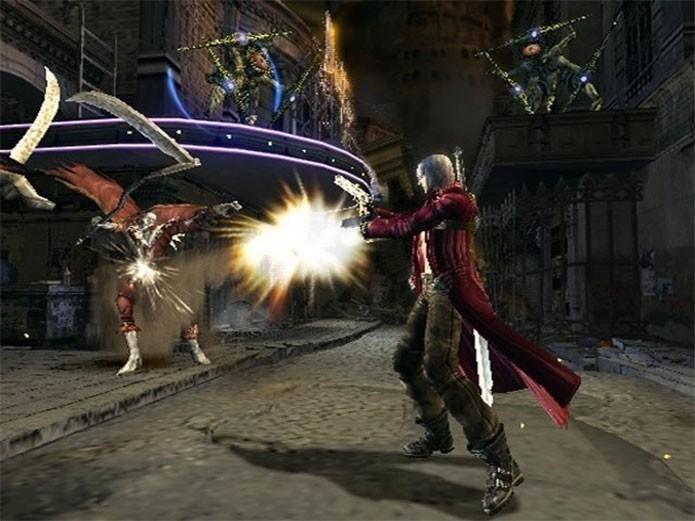 Devil May Cry 3: Dantes Awakening (Foto: Divulgação)