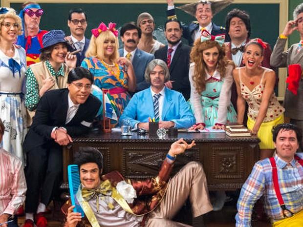 Nova Escolinha - 3 temporada (Foto: Viva/ Tv Globo)