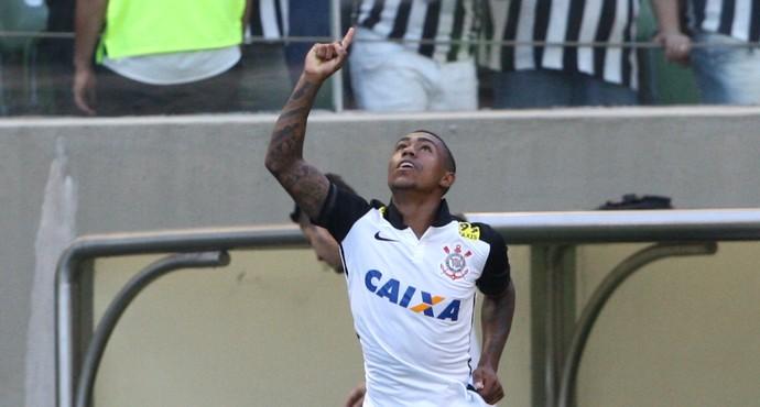 Malcom Atlético-MG Corinthians (Foto: Flávio Tavares / Hoje em Dia / Agência Estado)