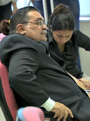 Segundo Ministério Público, Ricardo Maia é o primeiro promotor a ser julgado no Ceará (Foto: TV Verdes Mares/Reprodução)