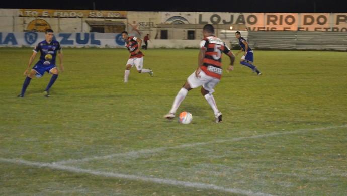 campinense x atlético-pb (Foto: Ângelo Lima / GloboEsporte.com/pb)