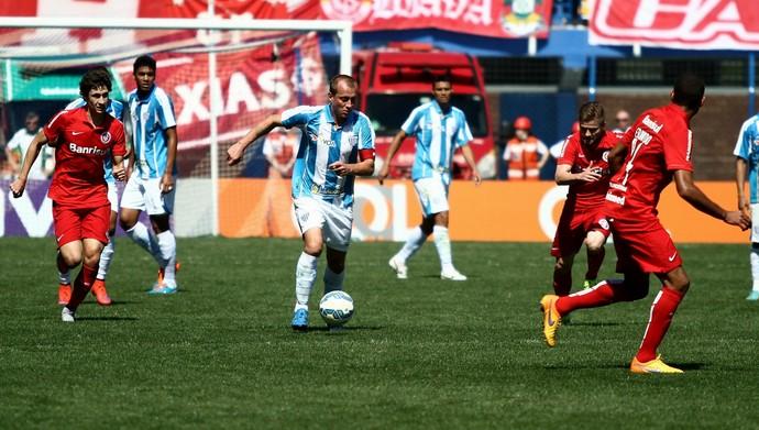 Marquinhos Avaí x Inter (Foto: Jamira Furlani/Avaí FC)
