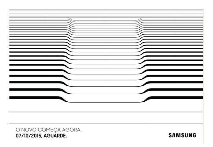 Samsung marca data para lançamento do Galaxy Note 5 no Brasil (Foto: Divulgação)