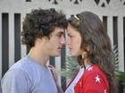 Guilherme Prates tenta escolher entre Lia e Ju e dá dicas sobre a garota ideal