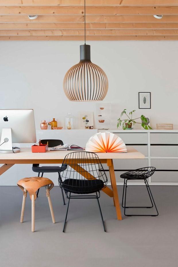 D cor do dia home office multiuso casa vogue d cor do dia for Office design kz