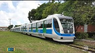 Trilhos passam por manutenção para receber novos VLT de Teresina