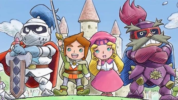 Return to PoPoLoCrois: A Story of Seasons chega ao 3DS (Foto: Divulgação/Xseed)