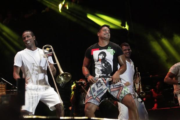 Harmonia do Samba (Foto: Isac Luz/EGO)