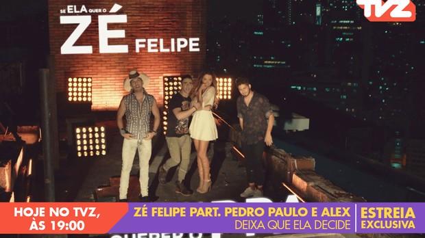 TVZ-estreia-12-05 (Foto: Multishow / Divulgao)
