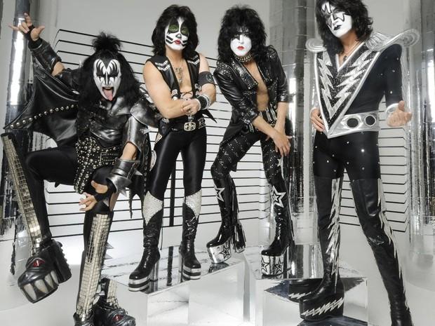 G1 - Ingressos para o show da banda Kiss em Curitiba começam a ser ... 2c5f2215b964a
