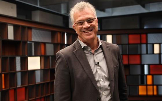 Pedro Bial comandará programa de entrevistas aos domingos no GNT (Foto:  Tricia Vieira/ Divulgação GNT)