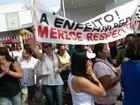 Enfermeiros entram em greve por tempo indeterminado em Cuiabá