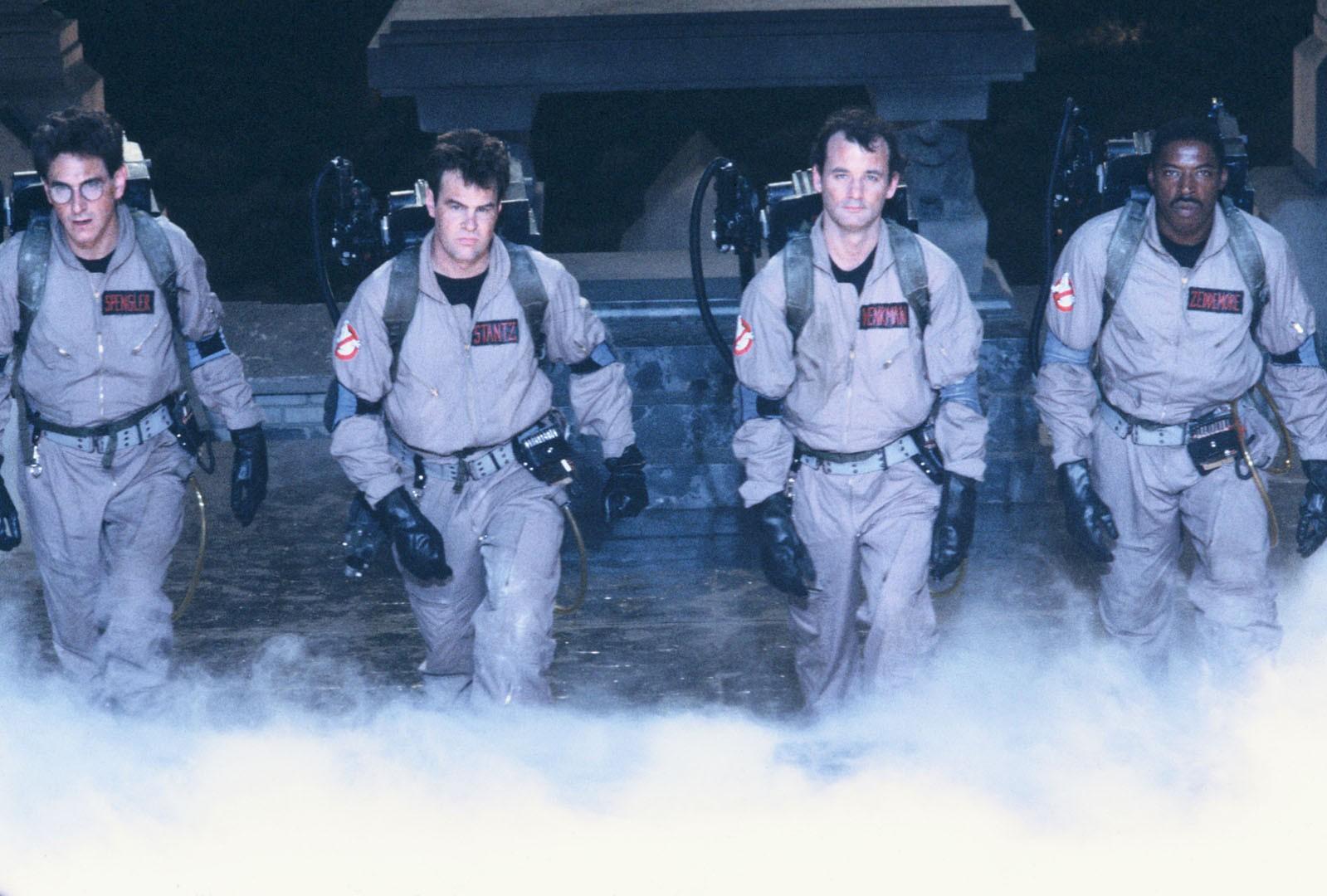 Cena do filme 'Caça-Fantasmas' de 1984 (Foto: Reprodução)