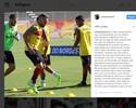 Willian Farias critica torcida do Vitória, mas pede desculpas em rede social