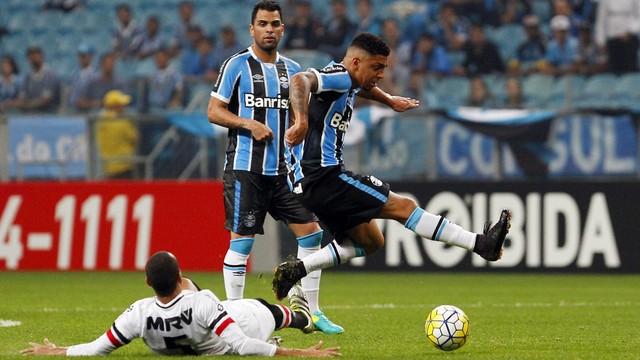 Resultado de imagem para Grêmio x Santa Cruz