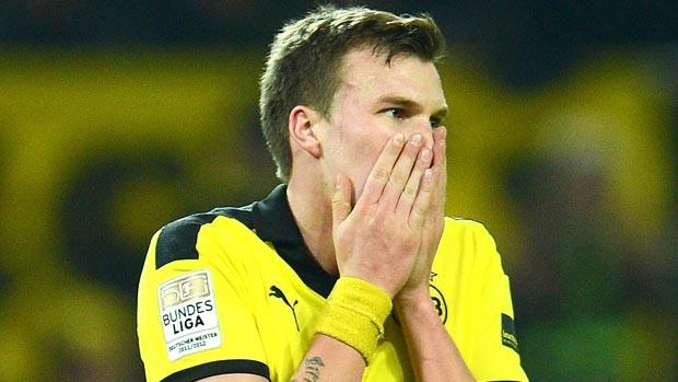 Kevin Grosskreutz , Borussia Dortmund eFortuna Düsseldorf (Foto: Agência AFP)