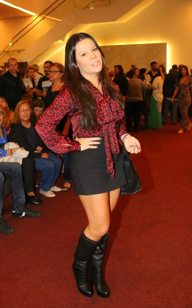 Fernanda Souza  (Foto: Fabio Moreno/Agnews)
