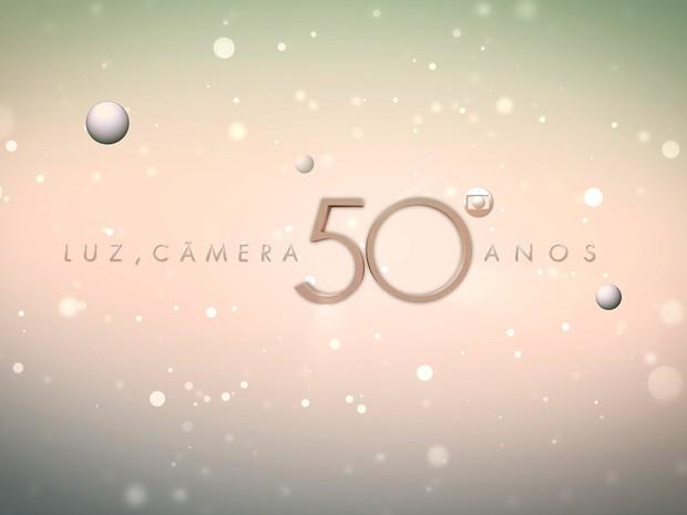Luz, Câmera 50 anos (Foto: Gshow)
