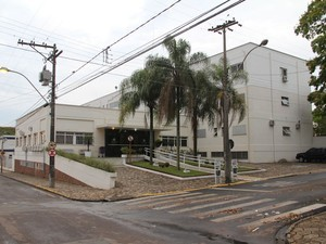 Casa de Saúde de São Carlos (Foto: Maurício Duch/ Arquivo Pessoal)