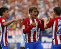 Griezmann marca, Atlético de Madrid vence apertado e encosta nos líderes
