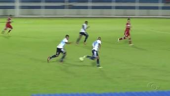 CRB bate o Ivinhema por 2 a 0, e garante vaga na segunda fase da Copa do Brasil