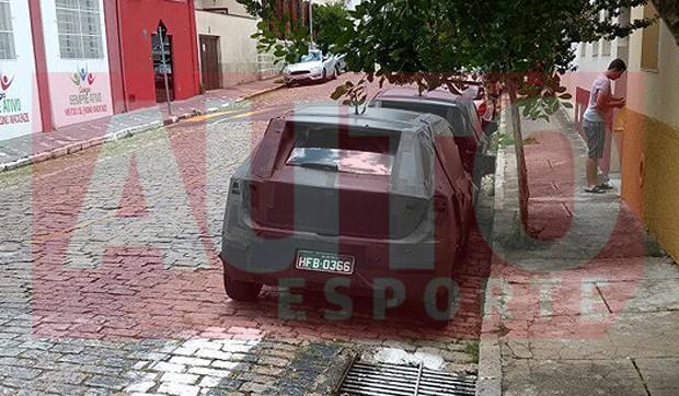 O sucessor do Punto (Foto: Thiago Marafeli)