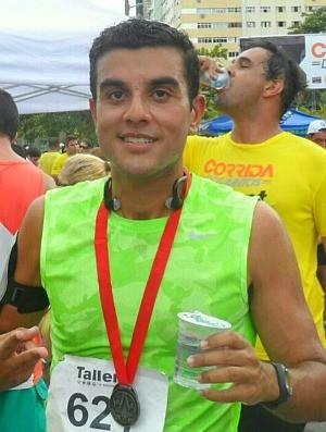 Igor Silva Sincronizado Eu Atleta (Foto: Arquivo Pessoal)